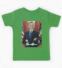 OBAMA, Barack Obama, 44th, President of the United States Kids Tee