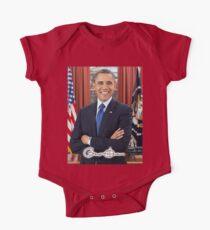 OBAMA, Barack Obama, 44th, President of the United States One Piece - Short Sleeve