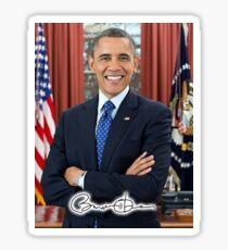 OBAMA, Barack Obama, 44th, President of the United States Sticker