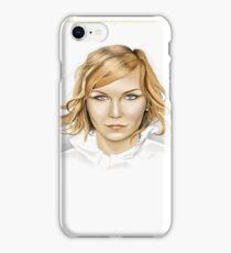 Kirsten Dunst iPhone Case/Skin