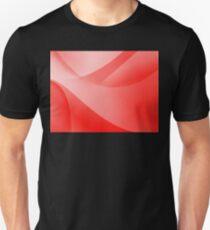 Red Wallpaper Unisex T-Shirt