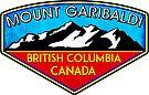 MOUNT GARIBALDI PROVINCIAL PARK BRITISH COLUMBIA CANADA CLIMBING HIKING by MyHandmadeSigns