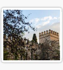 Seville - Medieval Walls Sticker