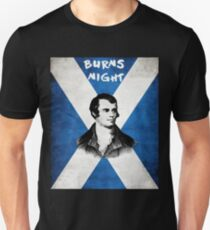 BURNS NIGHT january 25th T-Shirt