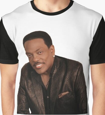 charlie wilson tour date 2017 ks7 Graphic T-Shirt