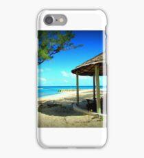 Sandals Resort Bahamas Beach_5 iPhone Case/Skin