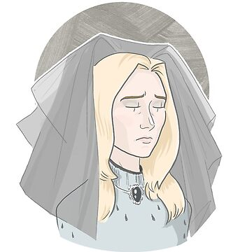 The Incredibly Sad Princess by Kakibot