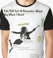Good Morning Ms. Smart! Graphic T-Shirt