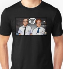 Cabin in the Woods Technicians T-Shirt