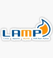 LAMP Stack Sticker