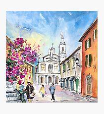 Bergamo Lower Town 01 Photographic Print