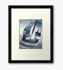 Wind Waker Framed Print
