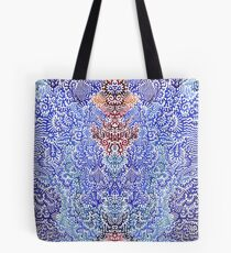 This is a blue dream Tote Bag