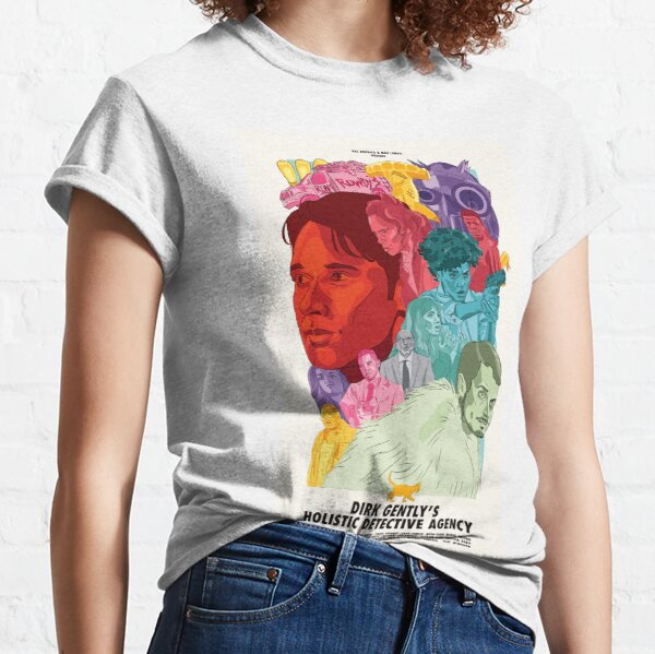 Dirk Gently's Holistic Detective Agency Classic T-Shirt