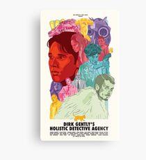 Dirk Gently's Holistic Detective Agency Metal Print