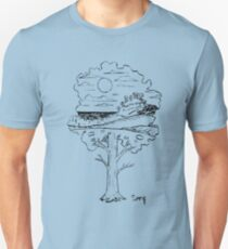 Afternoon Tree Unisex T-Shirt