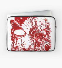 This is a red dream Laptop Sleeve