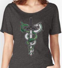 Dragon Sword Women's Relaxed Fit T-Shirt