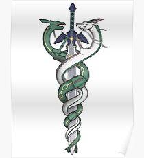 Dragon Sword II Poster