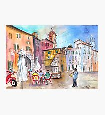 Bergamo Lower Town 02 Photographic Print