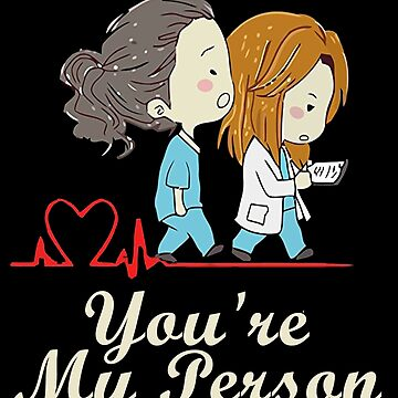 You're my person heartbeat by musicbandcanada