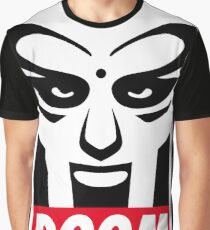 MF Doom Graphic T-Shirt