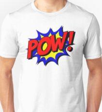 Comics - Pow T-Shirt