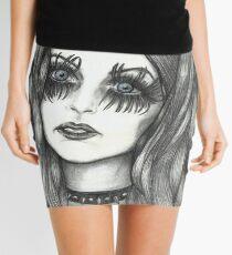 It's Too Late For Me Mini Skirt