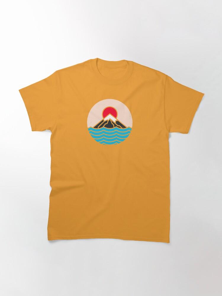 Alternate view of Fuji Classic T-Shirt