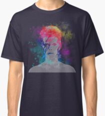 Bowie painting Classic T-Shirt