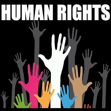 Human Rights T-shirt Stand up for someone's rights today by musicbandcanada