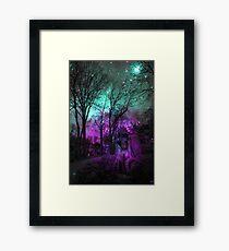 LG Star Night Framed Print