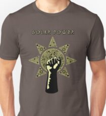 Solar Power to the People! Unisex T-Shirt