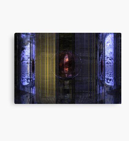 Hyper Cocooning Canvas Print