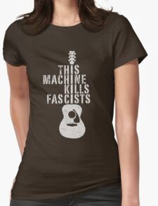 Guitar: Top Selling Womens Fitted T-Shirts