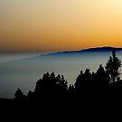 Twilight seascape by Martyn Franklin