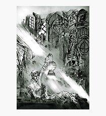 Frankenstein  Photographic Print