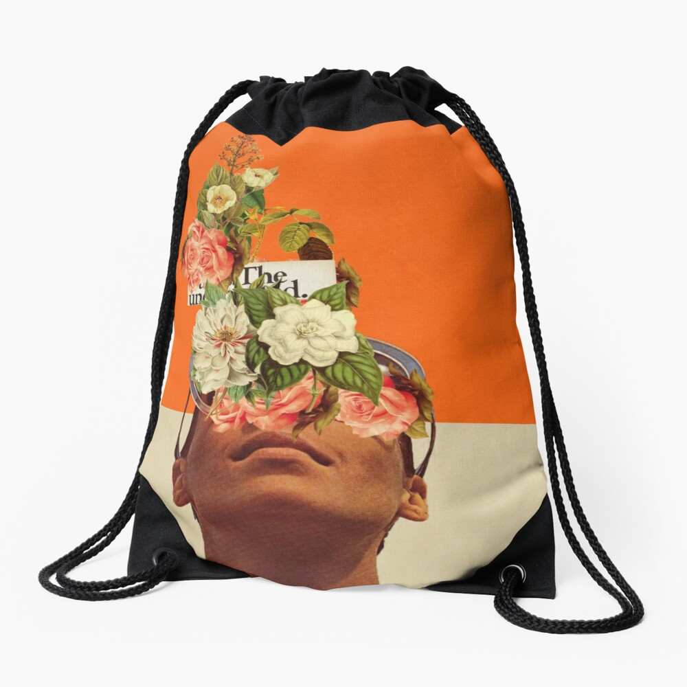 The Unexpected Drawstring Bag