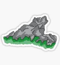 Grizzly River Mountain!  Sticker