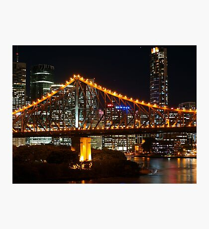 Storey Bridge  Photographic Print