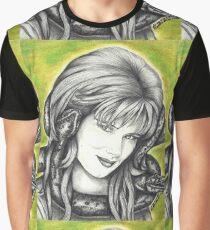 Naturally Born Bad Graphic T-Shirt