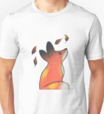 Autumn Fox Unisex T-Shirt