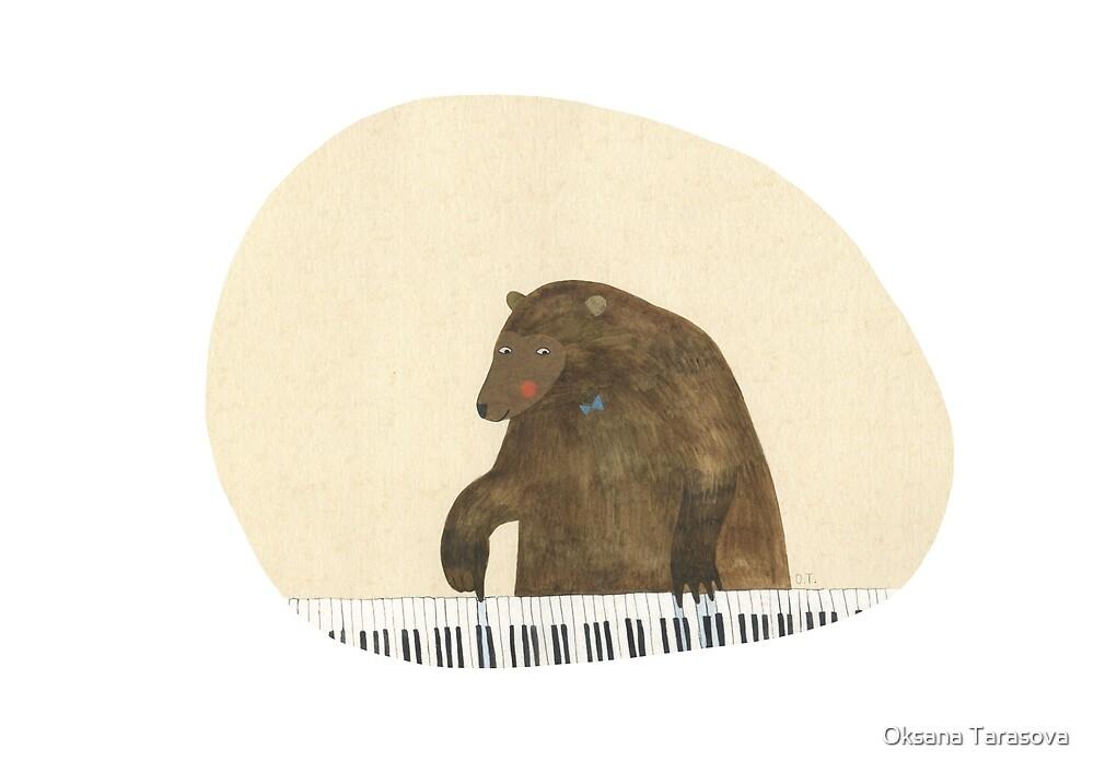 Bear by Oksana Tarasova