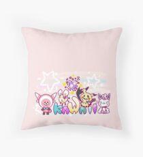 A-Kawaii Throw Pillow