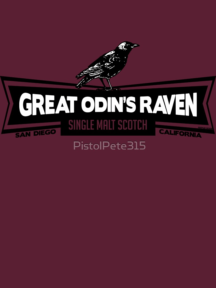 Great Odin's Raven! Single Malt Scotch | Unisex T-Shirt