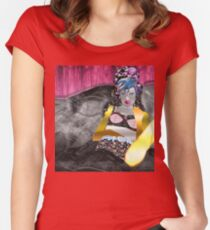 Valerie Women's Fitted Scoop T-Shirt