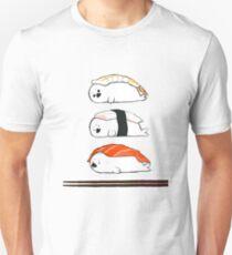 Sashimi, except it's baby Harp Seals Unisex T-Shirt