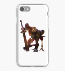 MediEvil Sir Daniel Fortesque iPhone Case/Skin