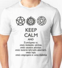 SUPERNATURAL - SPEAKING LATIN Unisex T-Shirt
