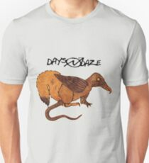Camiseta unisex Días y Daze